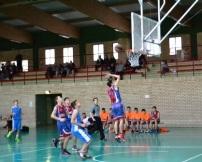 Boscos - Baloncesto - Junior masculino 22/11/2014