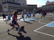 Boscos - Baloncesto - Alevín femenino - 9/2/2015