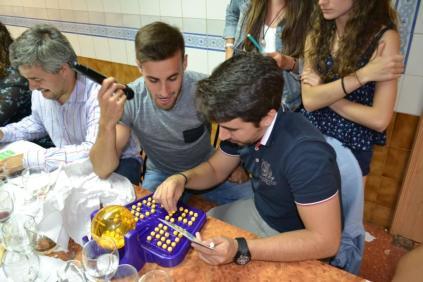 20/6/2015 - Cena Boscos de Verano