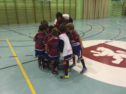 14/11/2015 - Boscos - Fútbol Sala - Escuela