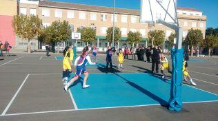 Boscos - Baloncesto - Alevín femenino - 28/11/2015