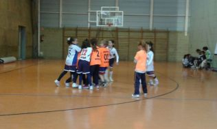 Boscos - Baloncesto - Escuela 2º - 12/12/2015