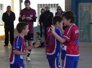 Boscos - Fútbol Sala - Benjamín C - 9/4/2016